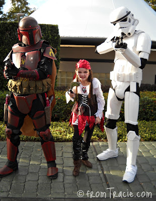Boba Fett, Pirate, Storm Trooper
