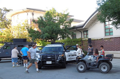 Paso Robles Police Vehicles, © B. Radisavljevic