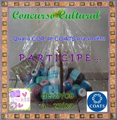 CONCURSO COATS CORRENTE