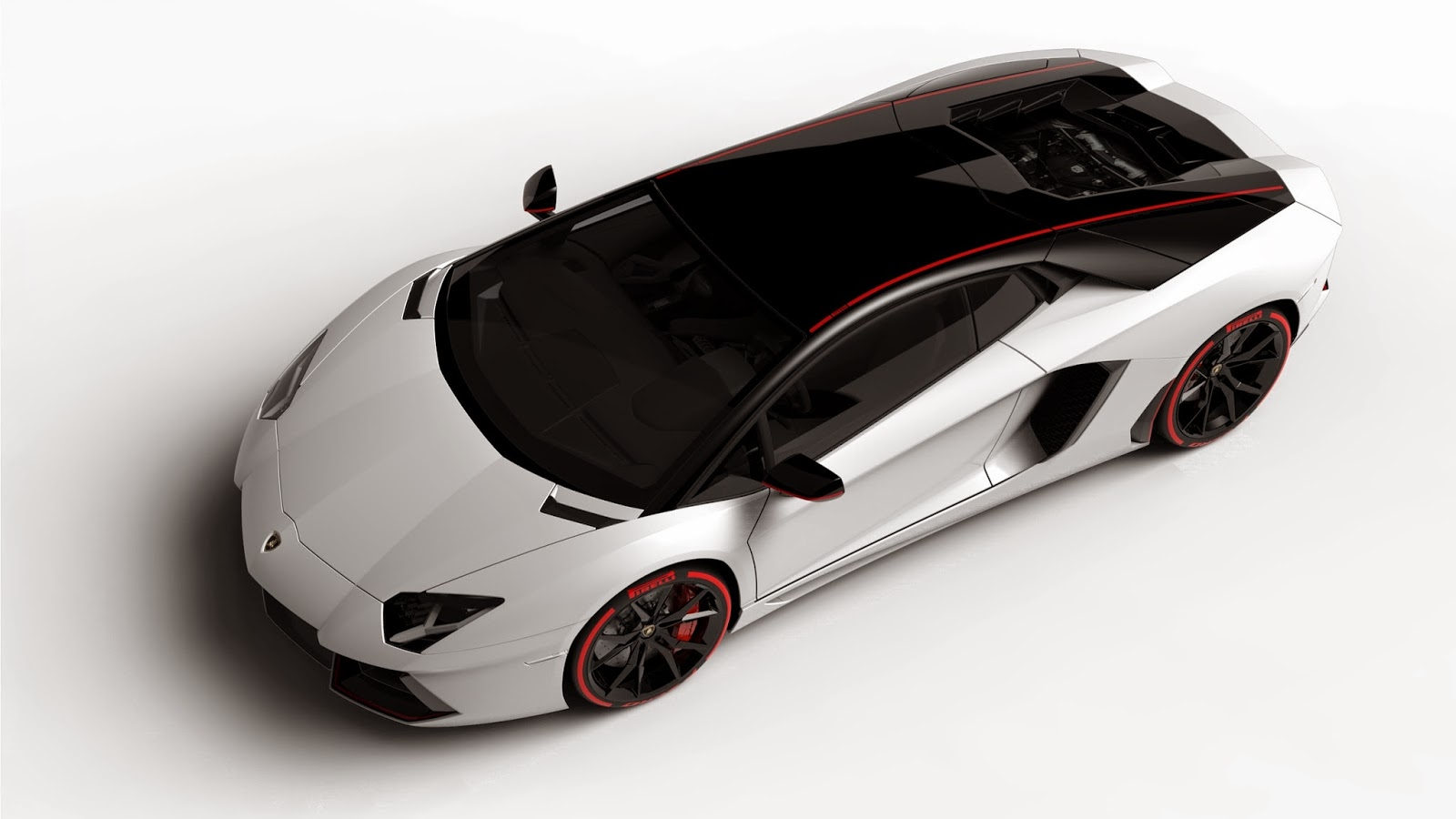 """Lamborghini Aventador """"Pirelli Edition"""""""