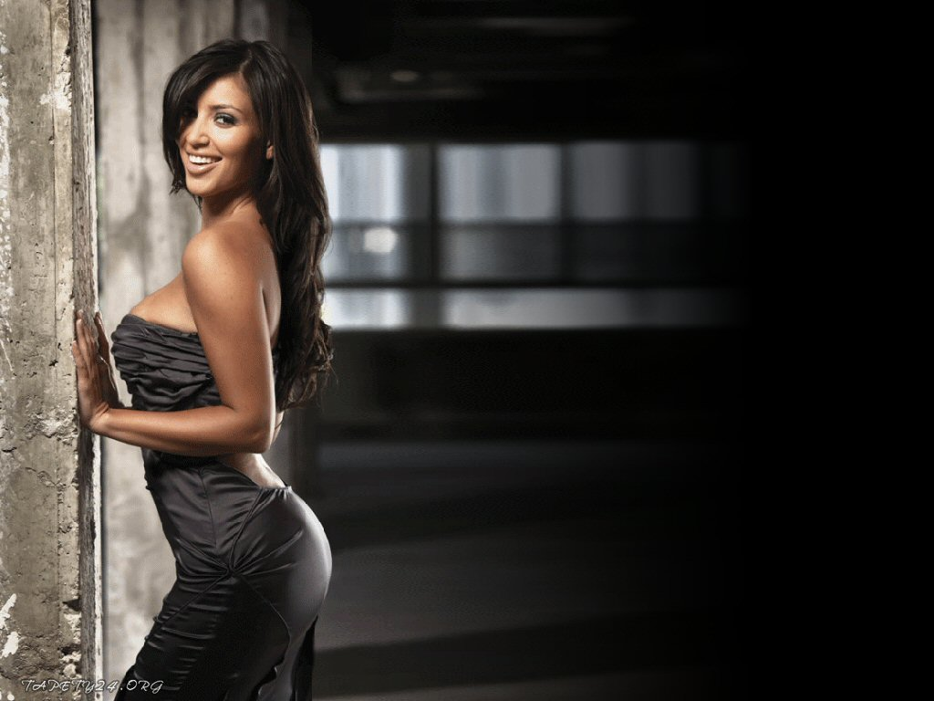 Hallo Wallpapper Kim Kardashian Wallpapers