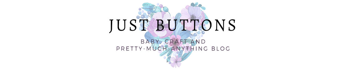 Just Buttons - UK Mummy and Lifestyle Blogger
