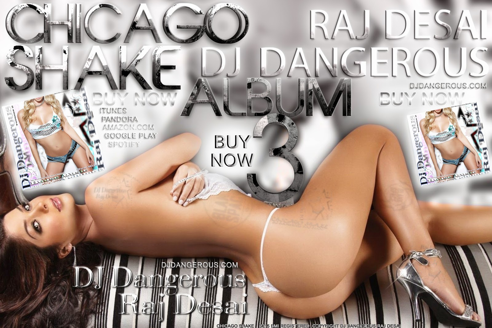 Chicago Shake by DJ Dangerous Raj Desai