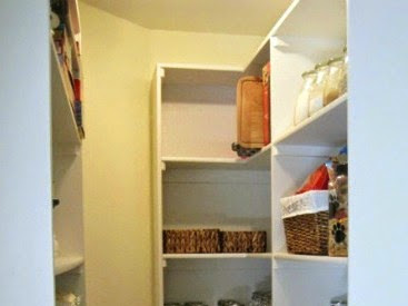 Spring Cleaning: Pantry