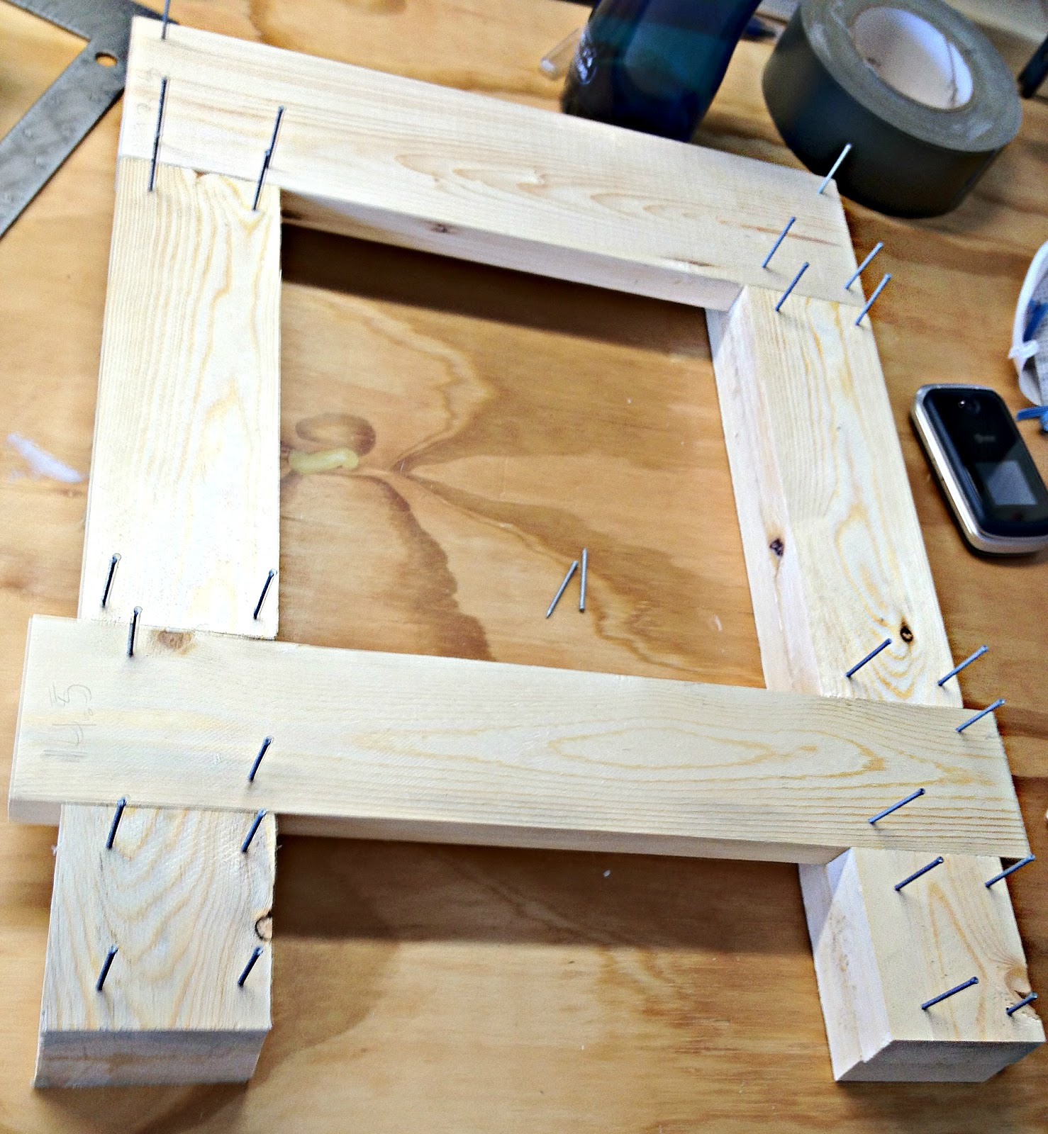 Finishing+nails+step+1+legpottery+barn+bench