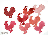 Sushi Roosters