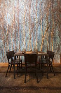 Nature Interior Design for Restaurant