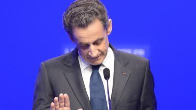 """Nicolas Sarkozy : """"Je porte toute la responsabilité de cette défaite"""""""