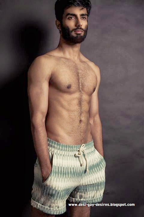 Sweet david gay nude man