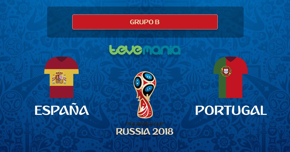 Con 'hat-trick' de Ronaldo, Portugal empató 3 a 3 frente a España