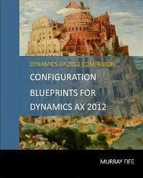 Configuration Blueprints For Dynamics AX 2012