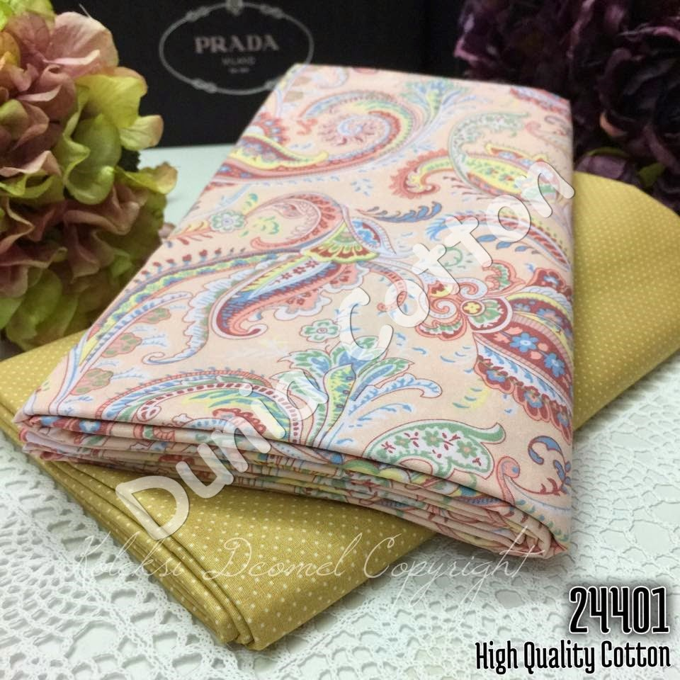 Kain English Cotton Gred AAA Matching Album 244