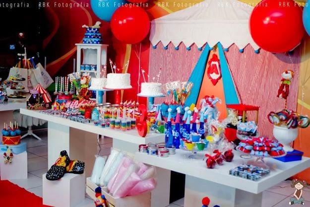 Decoração e Festas de tudo um pouco