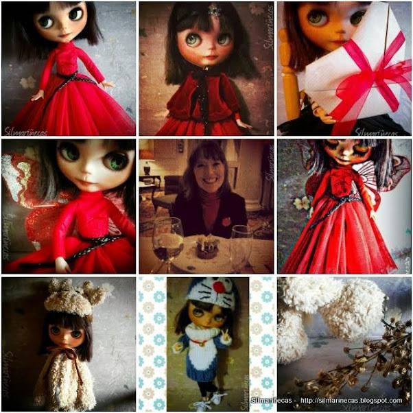 Carnavales y san Valentín Basaak doll