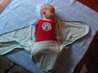 Miracle Blanket, swaddler, swaddling blanket