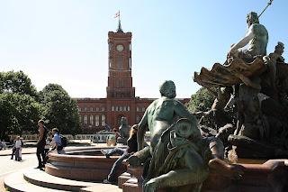 Ayuntamiento Rojo de Berlin