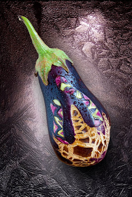 Amazing Food Carvings