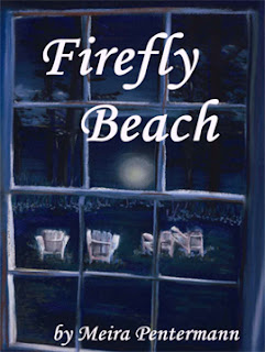Firefly Beach by Meria Pentermann