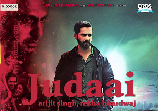 Judaai from Badlapur - Varun Dhawan