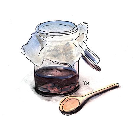 how to make vinegar by Yukié Matsushita