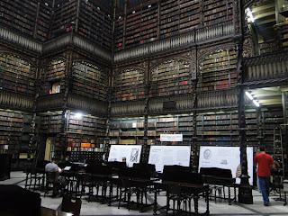 Real Gabinete Português de Leitura – Rio De Janeiro -  Brazil