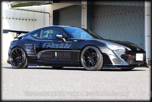 Welcome to the official GReddy USA blog  Preview of the upcoming