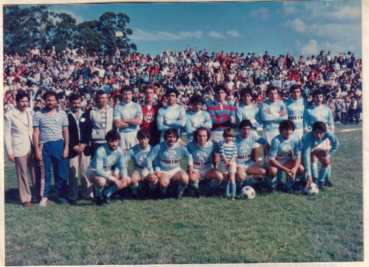 TORNEO REGIONAL 1985