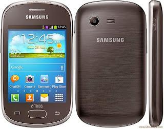 Spesifikasi Dan Harga Samsung Galaxy Star Trios S5283 Terbaru 2014