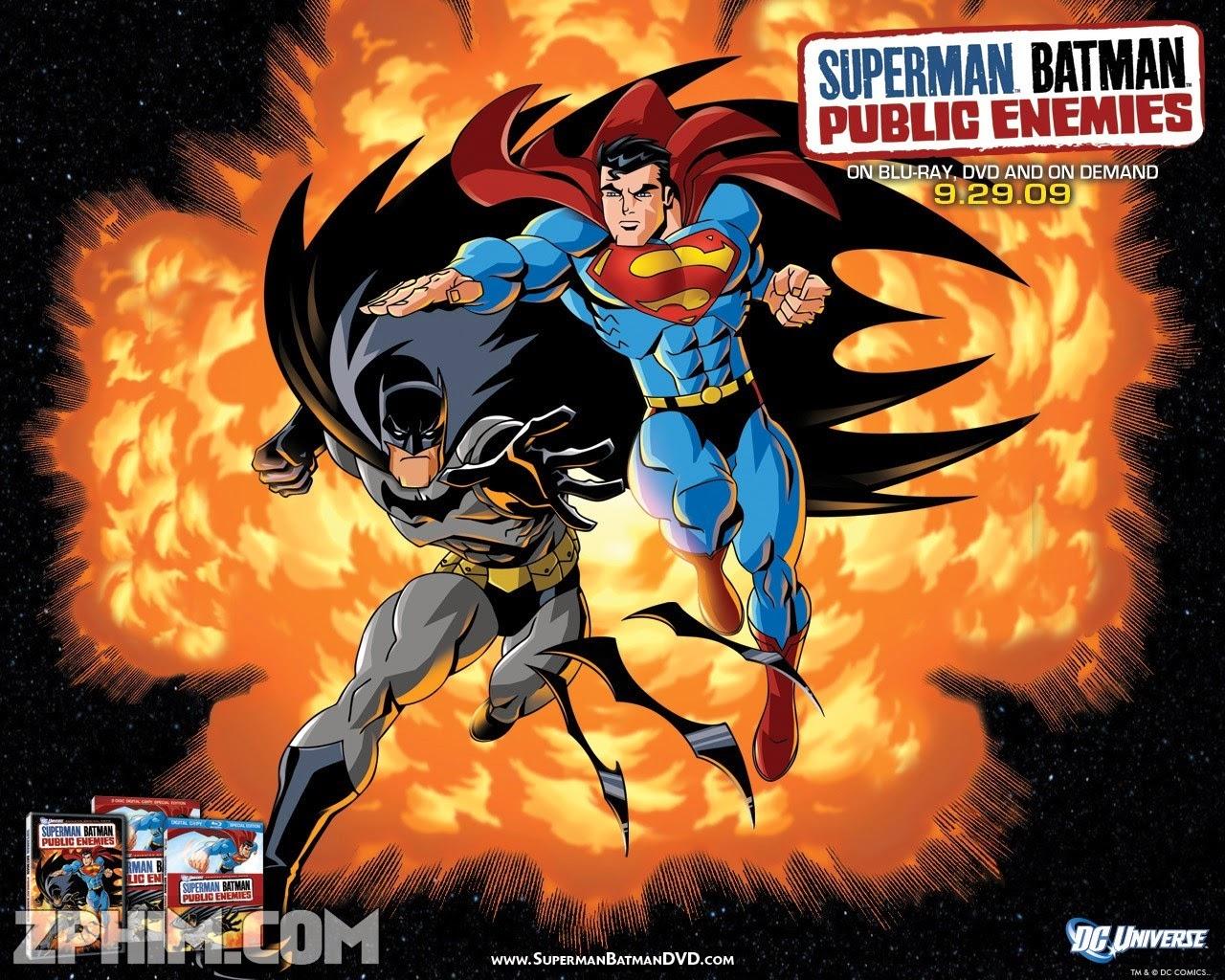 Ảnh trong phim Siêu Nhân Và Người Dơi - Superman/Batman: Public Enemies 1