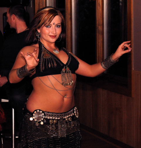 Indian Belly Dancing Restaurant