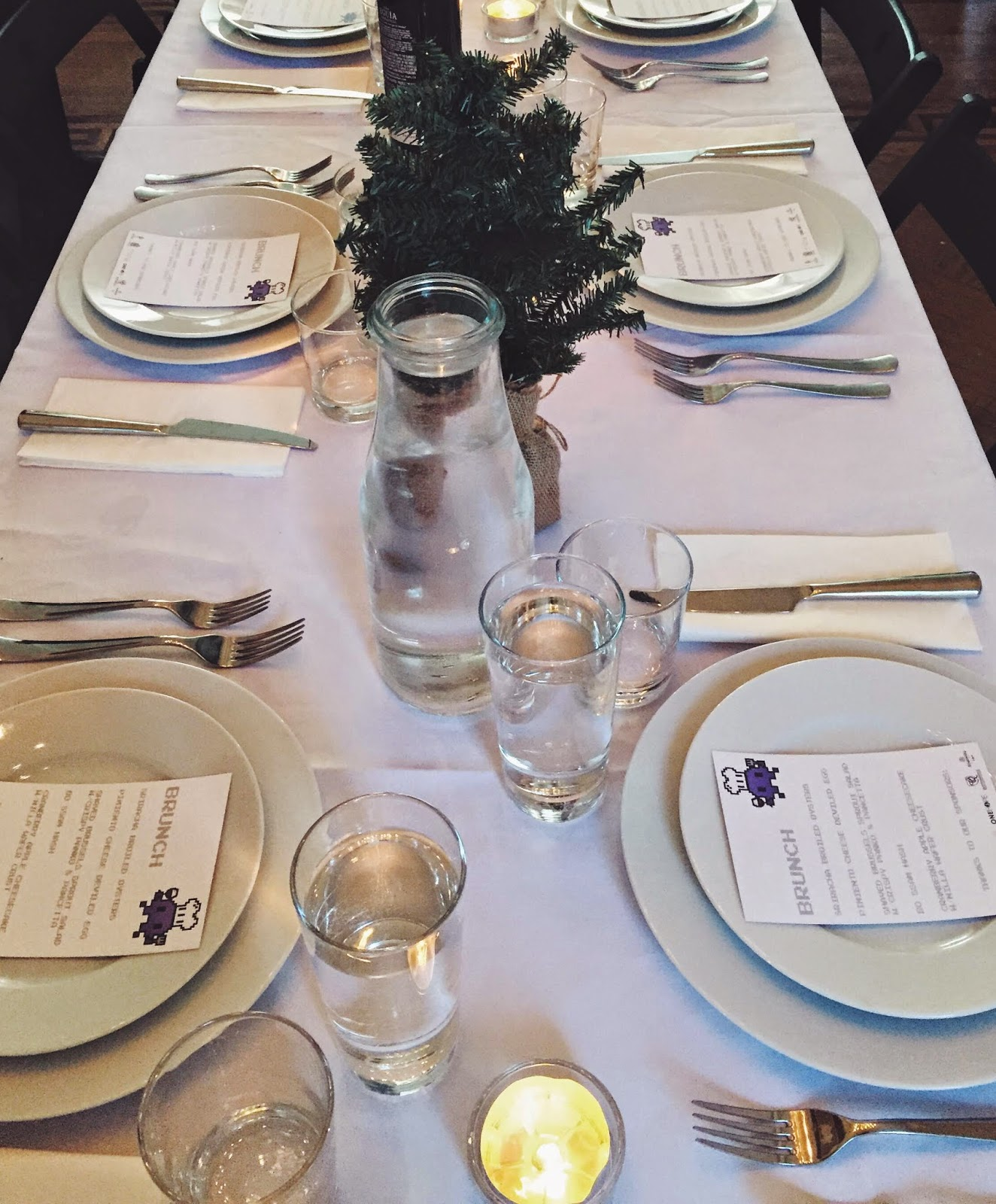 Review of Place Invaders, NYC's Secret Supper Club, brooklyn brownstone
