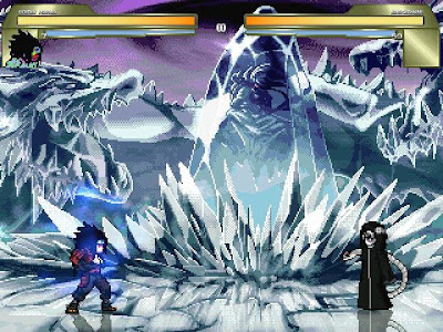 Game Naruto Mugen New Era 2012