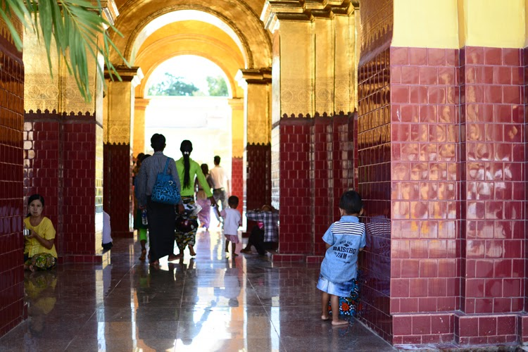 Birmanie, myanmar, voyage, photos de voyage, mandalay, pagode, mahamuni
