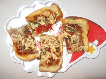 Pizza in Cooker