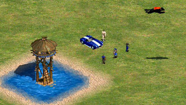 Age Of Empires  Stormy Dog
