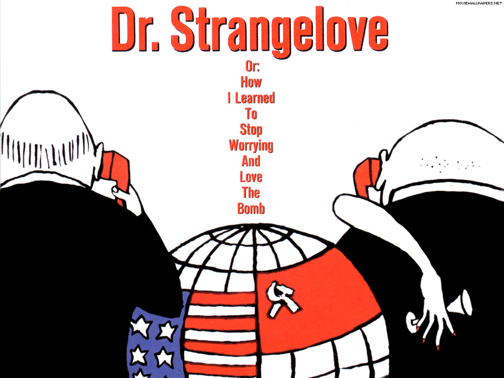 satire of dr. strangelove - essay Learning guide to: dr strangelove or: how i learned to stop worrying and love the bomb one of the best this movie is on twm's short list of the best movies to supplement classes in united.