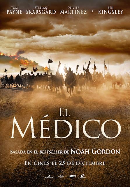 Cartel película El Médico