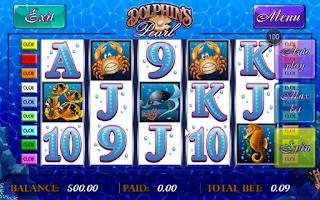 Игровой автомат Dolphins Pearl - Адмирал казино