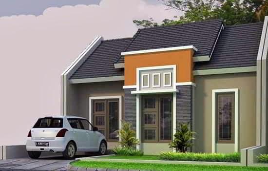 Contoh Desain Teras Rumah Minimalis Type 36 Untuk Lahan Yang Terbatas