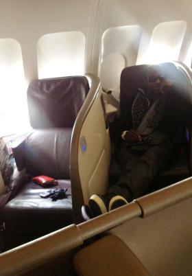 jim iyke buys private jet