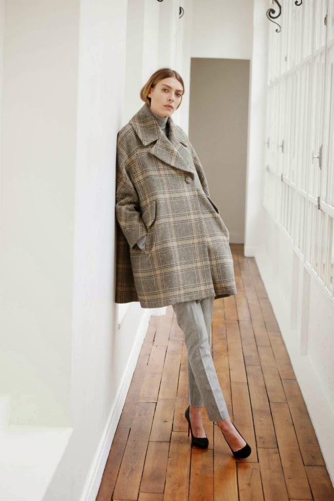 Fashion Runway- Martin Grant Pre-Fall 2015-16
