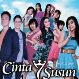 Cinta 7 Susun [image by @Cinta7susun]