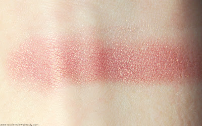 L'Oreal Visible Lift Colorful Lift Blush in Rose Gold Lift Review and Swatches