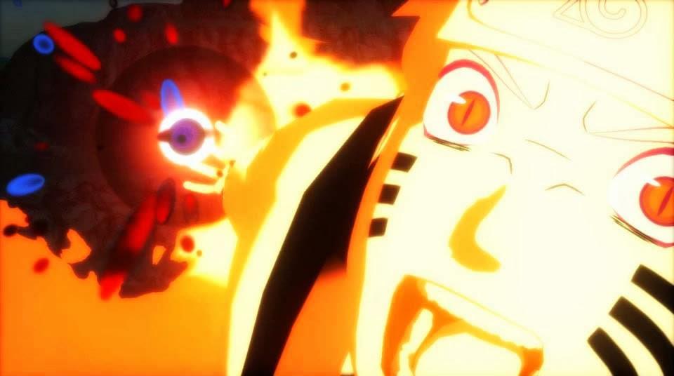 Naruto Ninjutsu in Storm Revolution