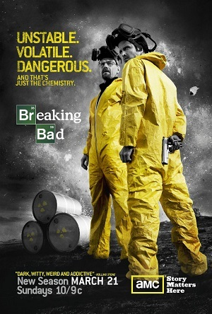 Torrent Série Breaking Bad - 3ª Temporada 2010 Dublada 720p Bluray HD completo