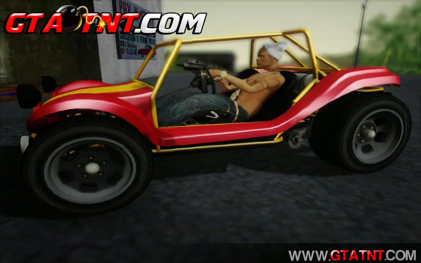 Bifta Convertido do GTA V para GTA San Andreas