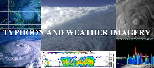 TYPHOON AND WEATHER IMAGERY