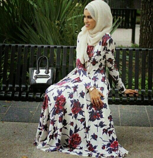 Robe femme voilee