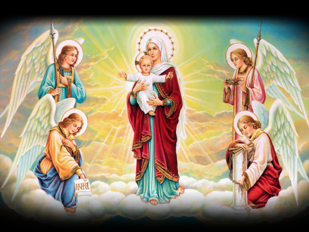 mary mother of god Question: how can mary be the mother of god, if god is eternal wouldn't that mean she existed before god it's a great question, and.