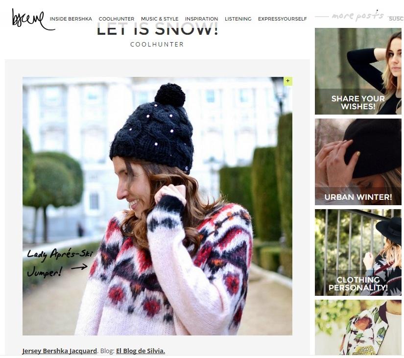 el blog de silvia -  bscene - Bershka